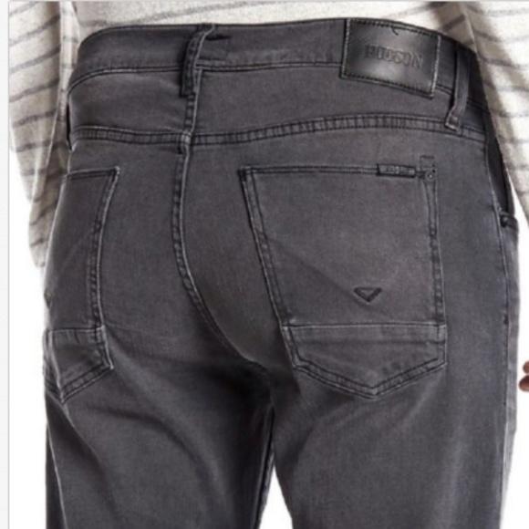 17da558f1f8 Hudson Jeans Jeans | Hudson Blake Slim Straight Jean In Grey | Poshmark